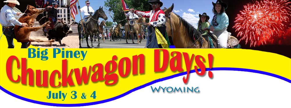 Big Piney Chuckwagon Days, 4th of July Celebration
